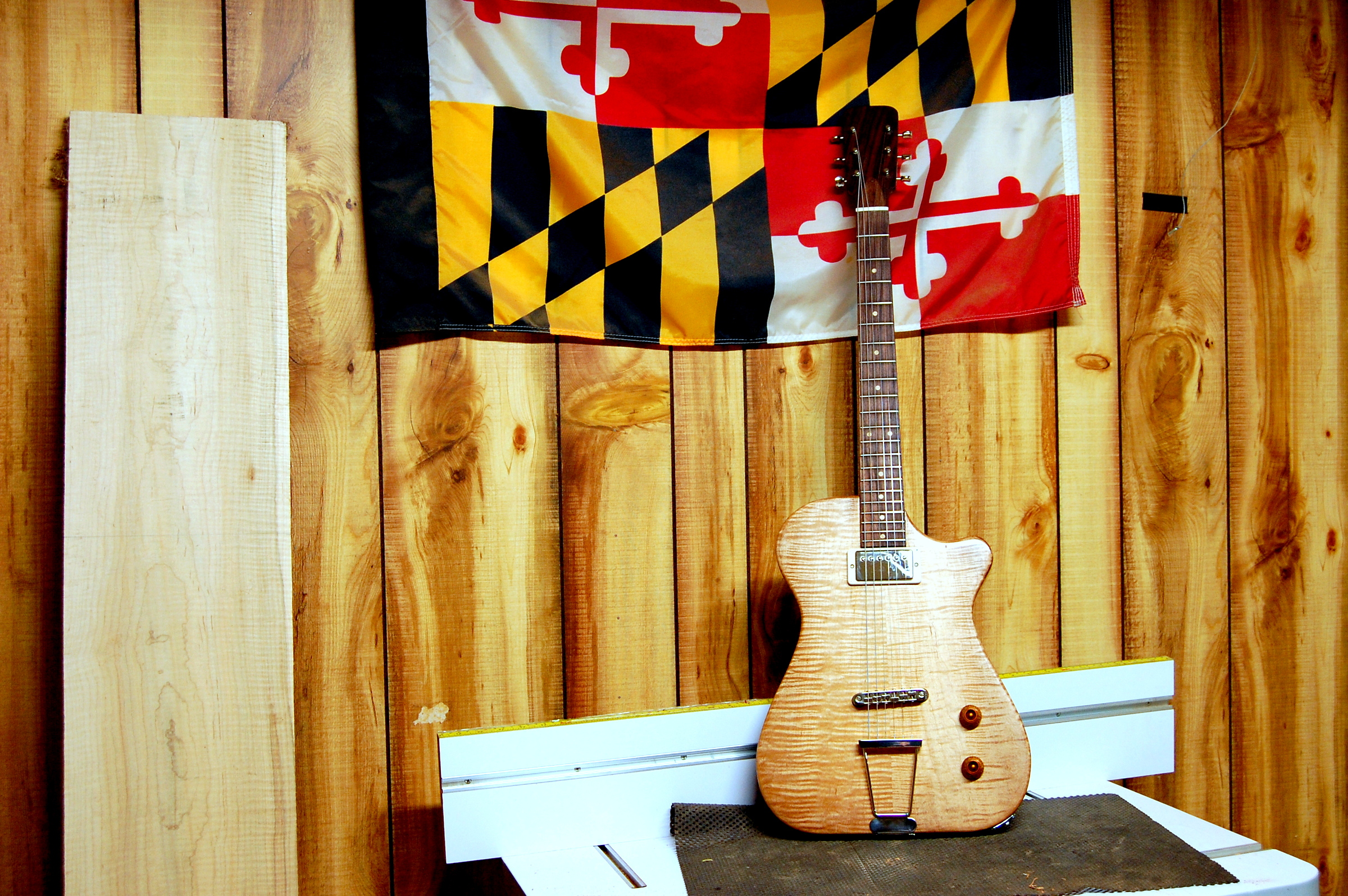 Maryland Guitar Repair